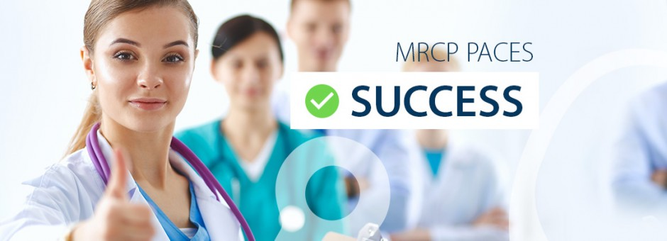 MRCP Paces Course Success